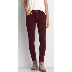 American Eagle Outfitters Sateen X4 Jeggings